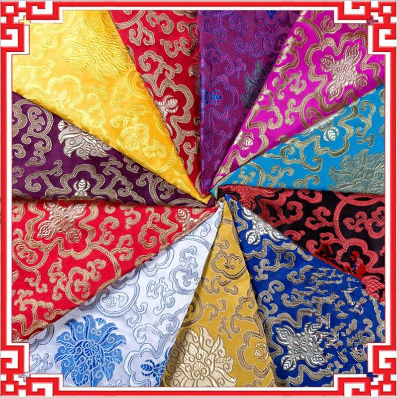 Декоративная ткань: история поистине красивых тканей