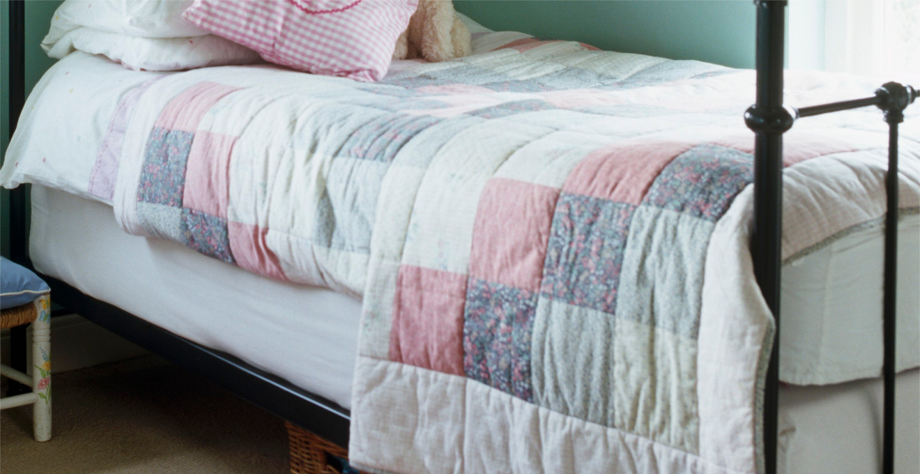 лоскутное одеяло: разновидности