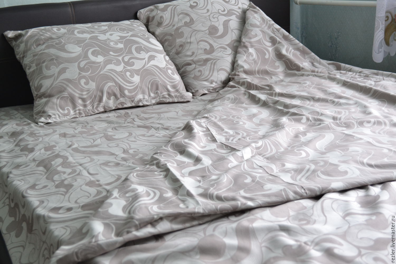 Из чего сделано постельное белье