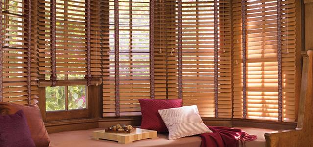 бамбуковые шторы-жалюзи