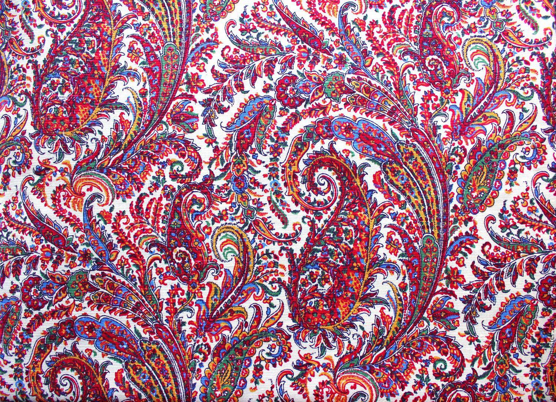 русские красивые ткани