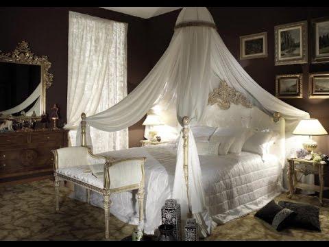 красивый балдахин в спальню