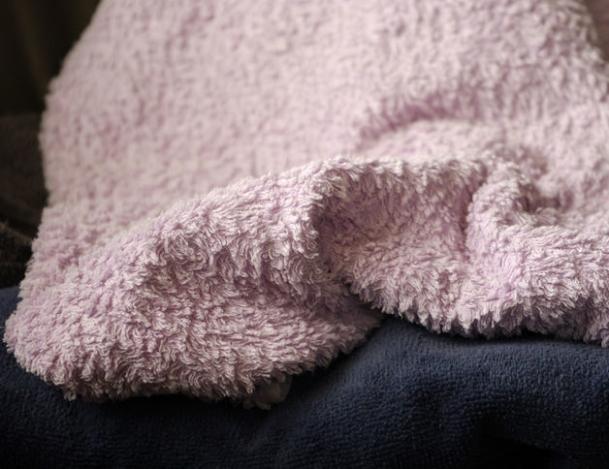 мягкое полотенце для тела