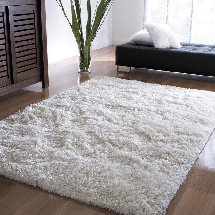 Как очистить ковер с длинным ворсом в домашних условиях?