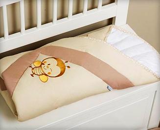 Какое одеяло выбрать для новорожденного?