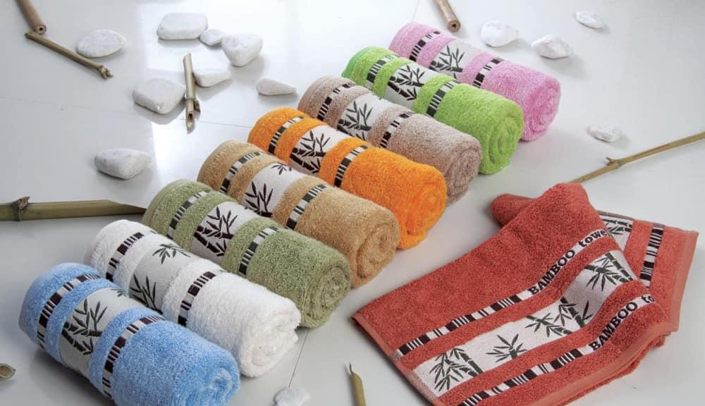 бамбуковые полотенца преимущества