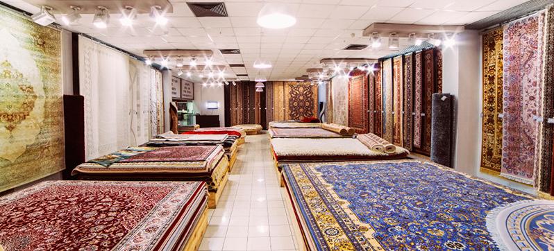 различные текстуры ковров