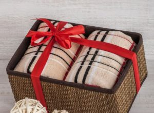 подарочные полотенца