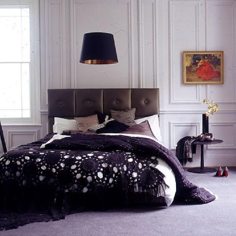 постельное белье в интерьере
