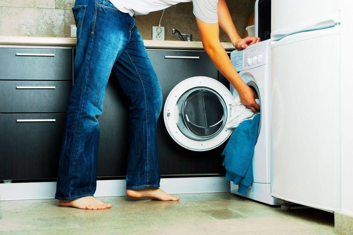 покраска ткани в стиральной машине
