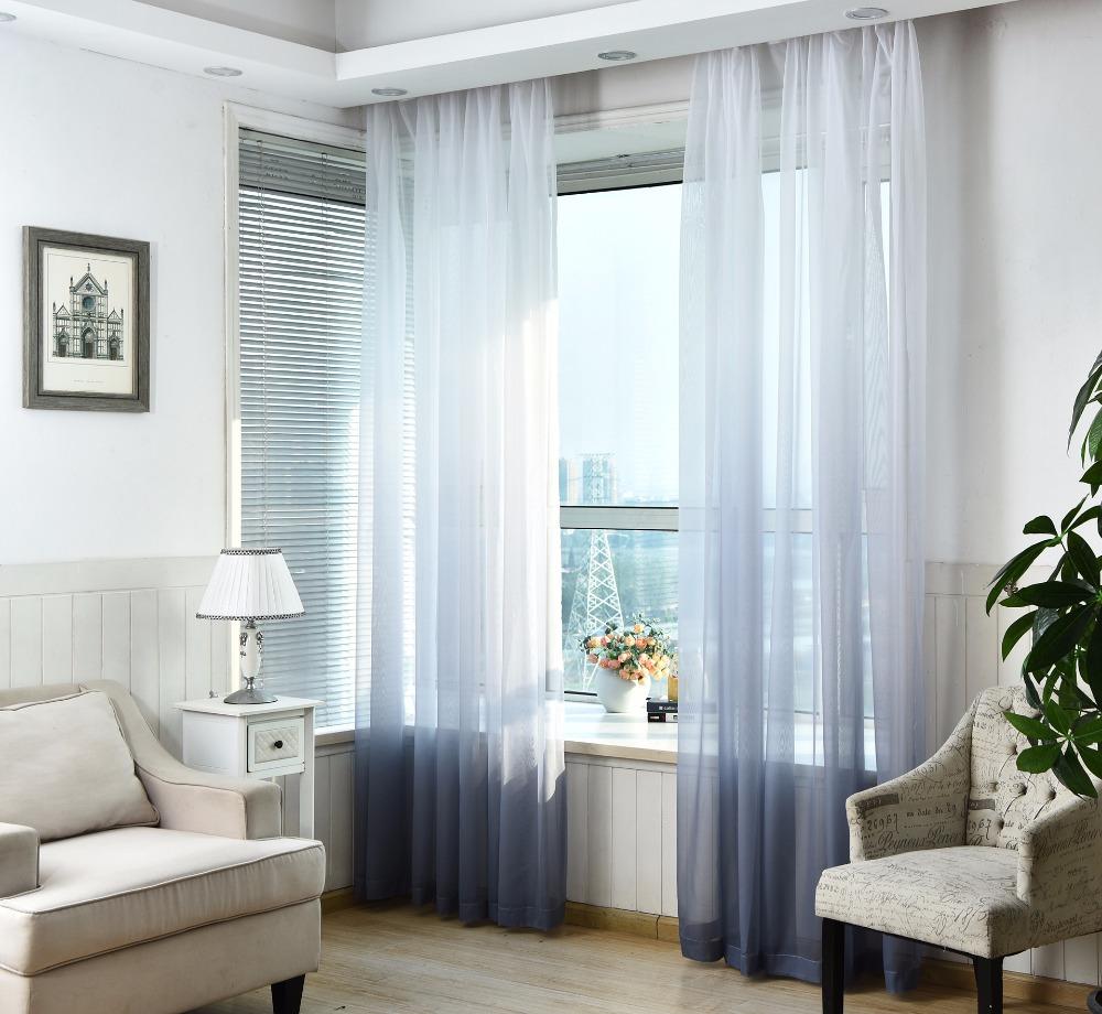 шторы в стиле модерн