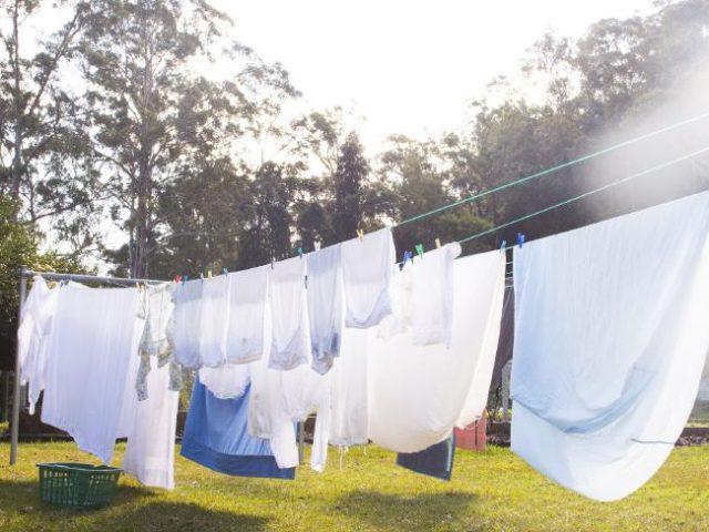 быстрая сушка одежды