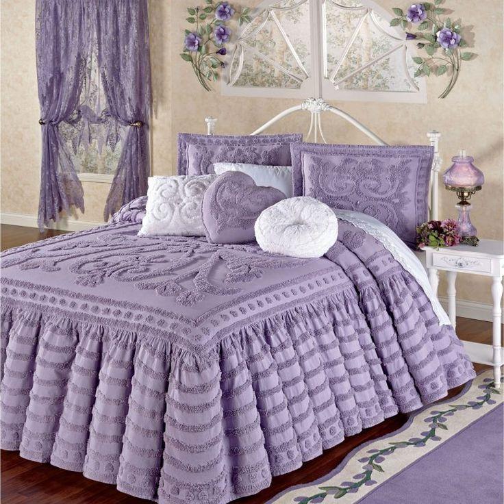 цвет покрывала на кровать