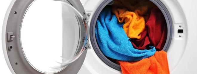 сушка одежды в стиральной машине