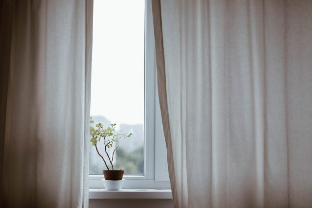ткань для штор на окна
