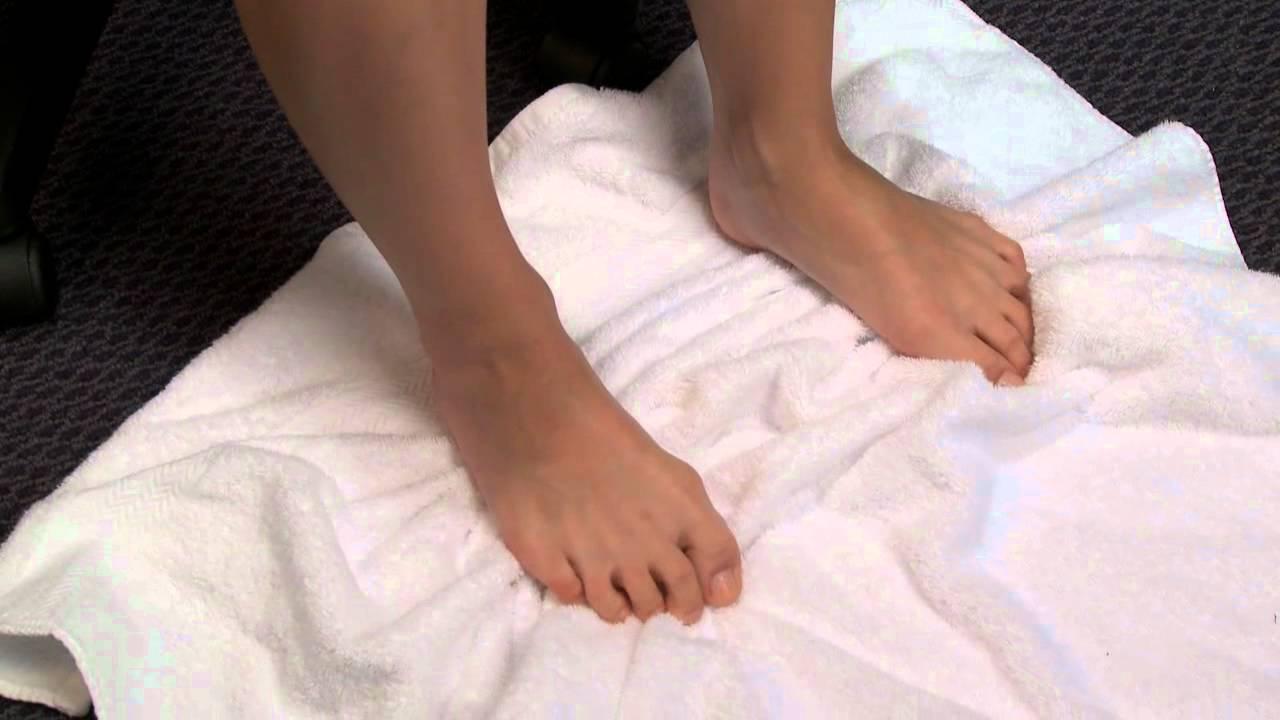 почему стоит купить полотенце для ног
