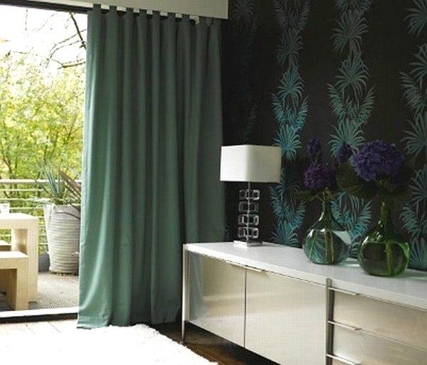 Как красиво оформить шторы в интерьере?