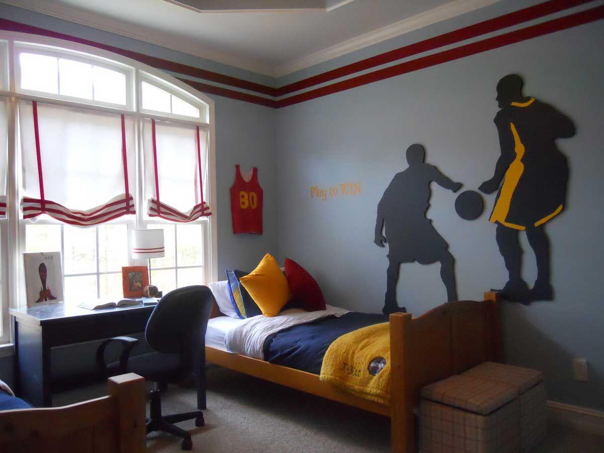 шторы в комнату для мальчика