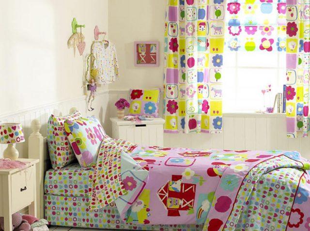 шторы в комнату ребенка