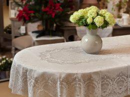 скатерть на стол в кухню