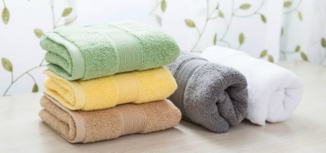 мягкие полотенца для ванны