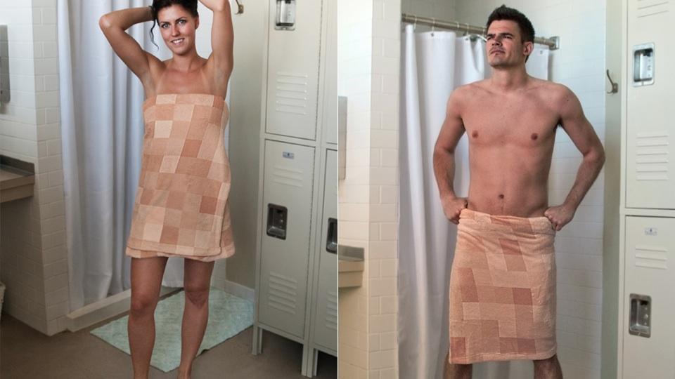 полотенце-килт универсальный