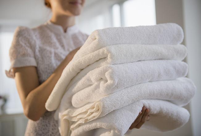 Причины появления запаха у полотенец