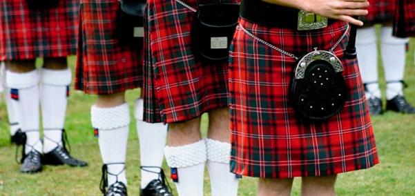 шотландский киkn происхождение