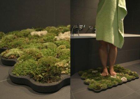 Акриловые коврики для ванной
