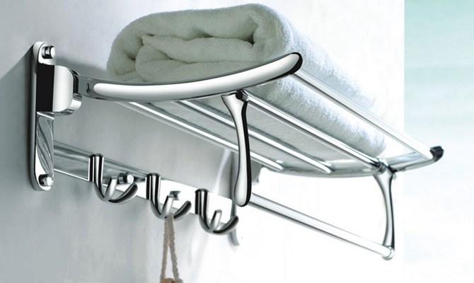 сушилка-полка для полотенца