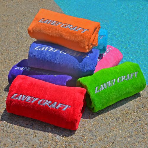 Велюровое полотенце – лучший выбор?