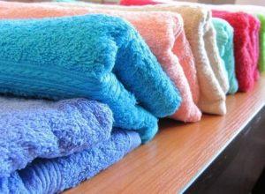 полотенца пахнут после стирки