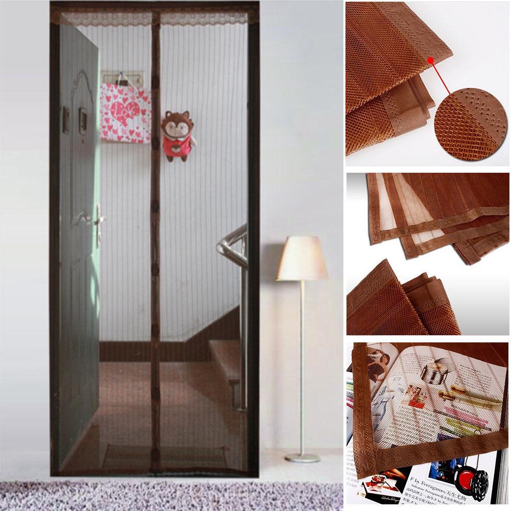 Антимоскитная сетка-штора на дверь: незаменимый аксессуар для дома на летнее время