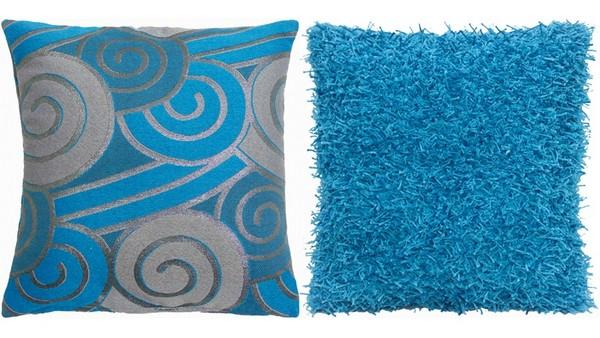 Декоративные подушки в интерьере: фотоподборка примеров для каждой комнаты