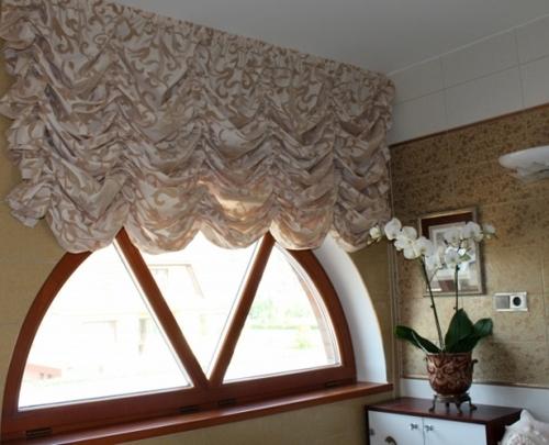что такое французские шторы