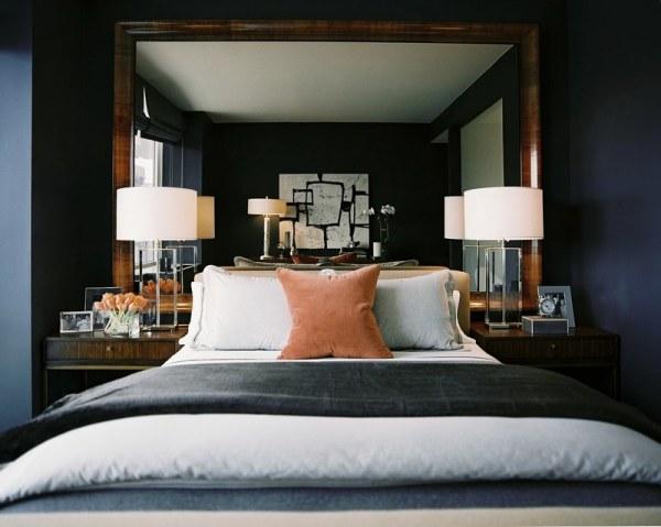 идеальная спальня в стиле феншуй