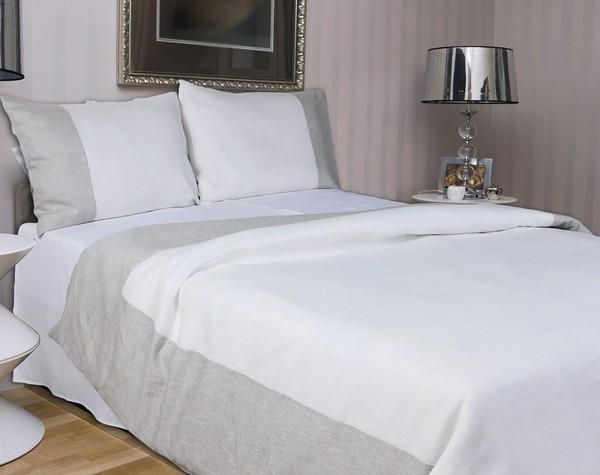 постельное белье изо льна