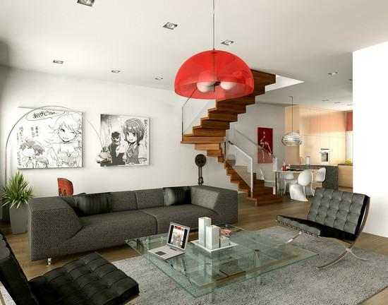 Ковер в гостиную: самые красивые фото для оформления