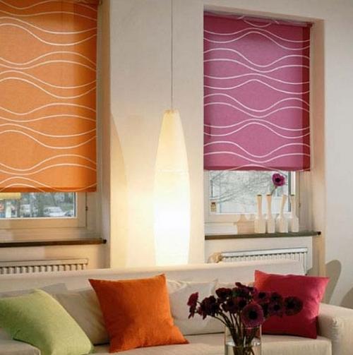 Современные жалюзи в интерьере дома: обзор с фотографиями