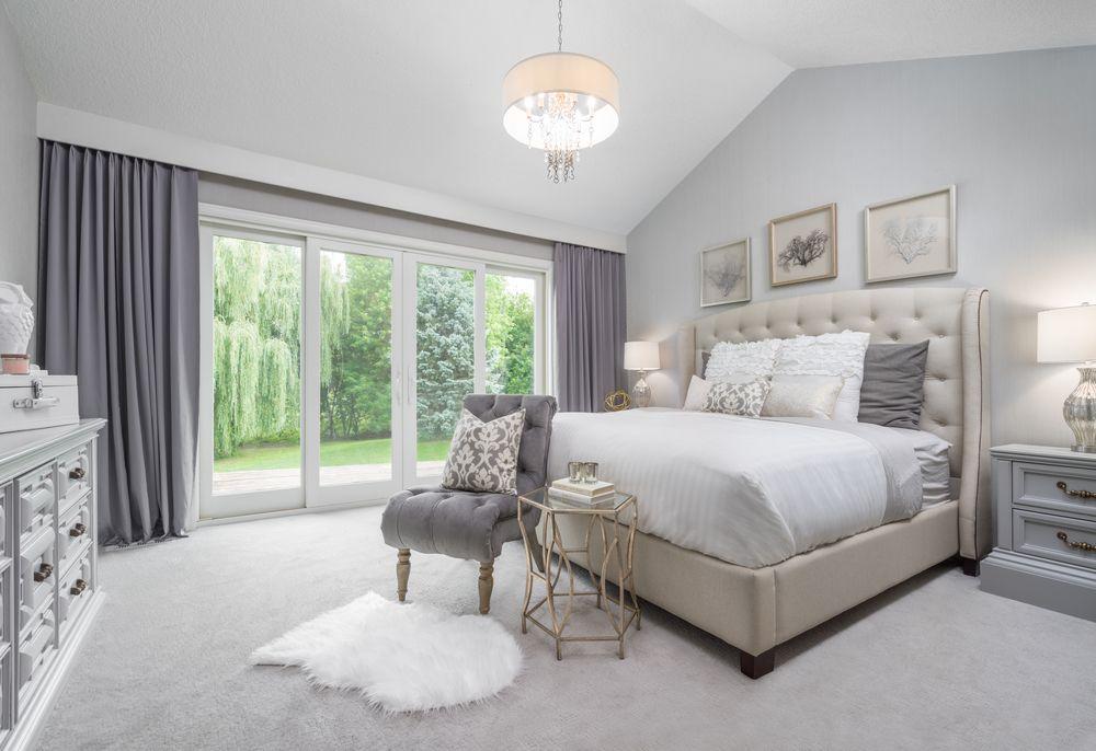 ковровое покрытие в спальню
