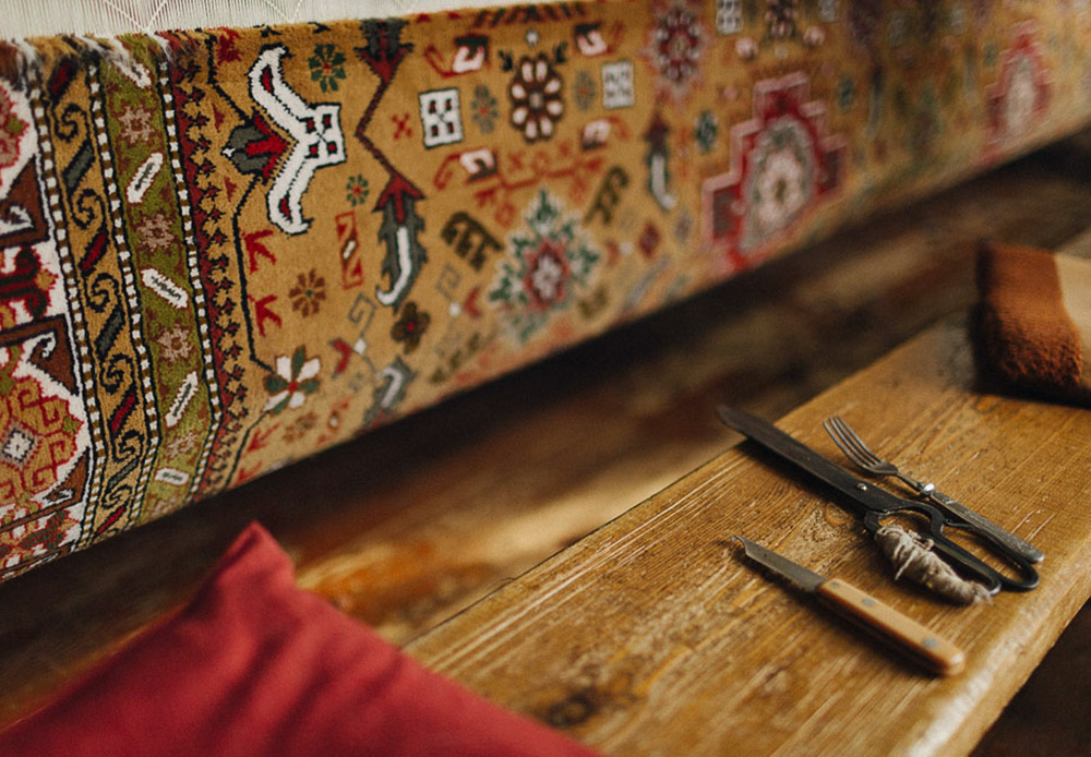 Дагестанские умелицы: как производятся табасаранские ковры?