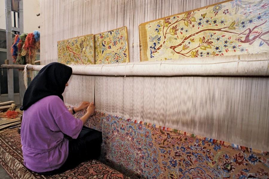 Как отличить ковры ручной работы?