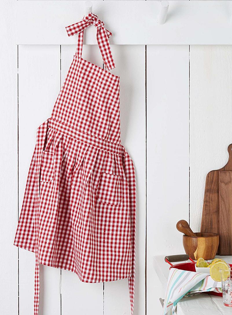 Фартук для кухни и его история