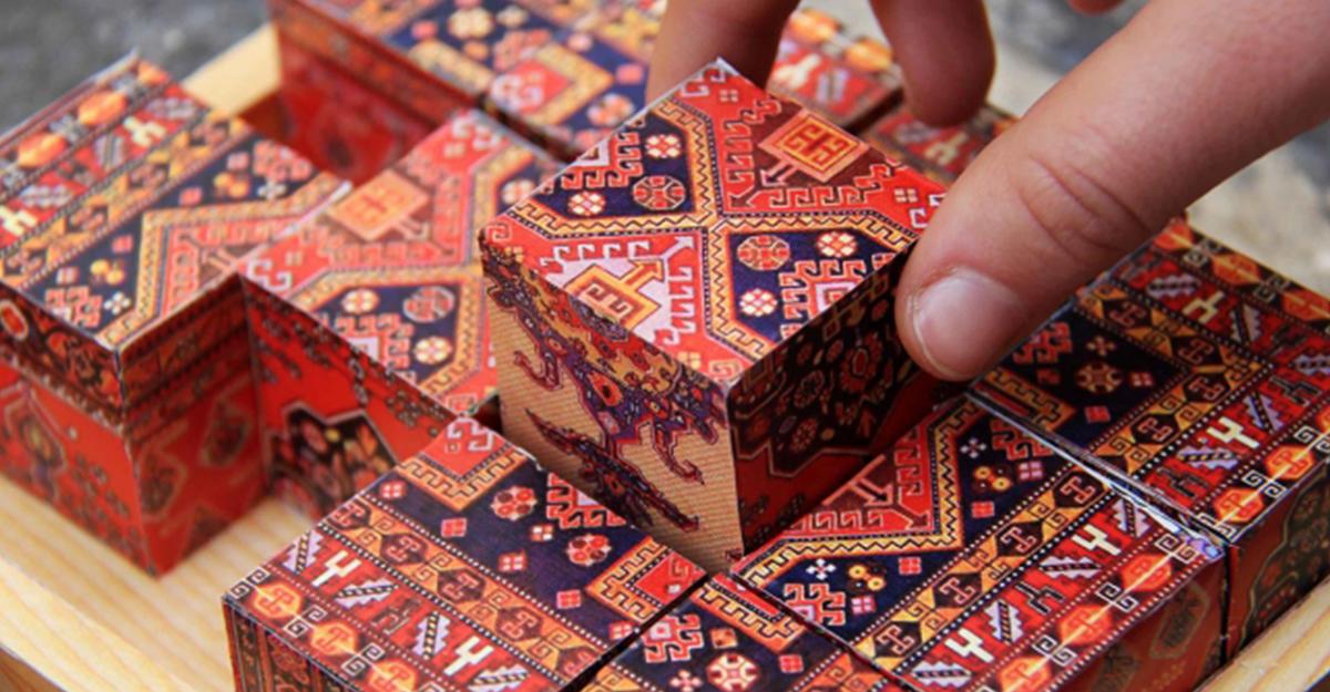 Армянские ковры: целое поколение в тканых изделиях