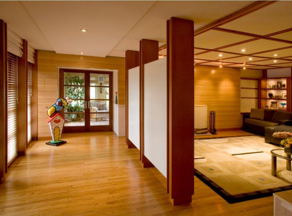 Декор и варианты красивых интерьерных ширм