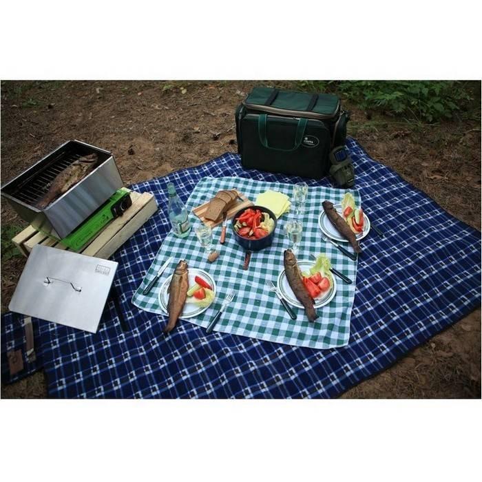Покрывало для пикника: с каким пледом лучше отдохнуть на природе