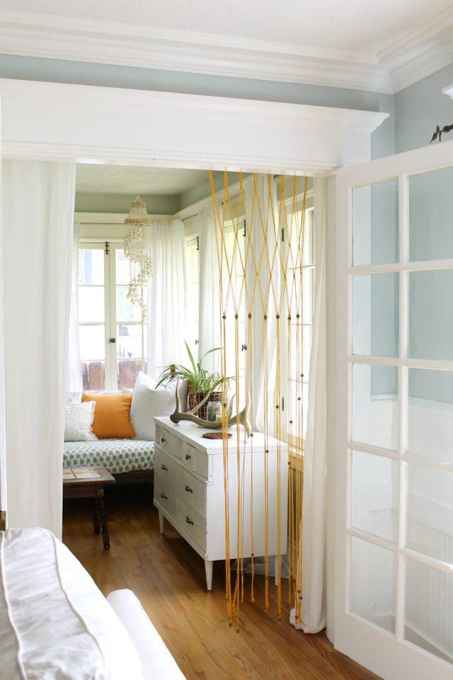 Бисерные шторы – привет из прошлого