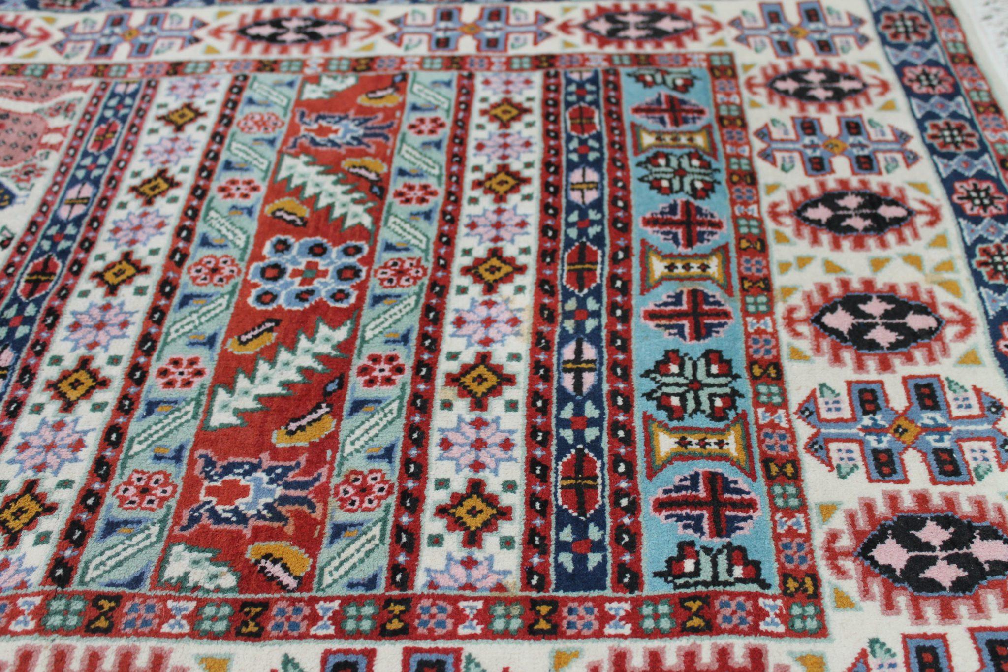 Почему винтажные ковры так популярны сегодня?
