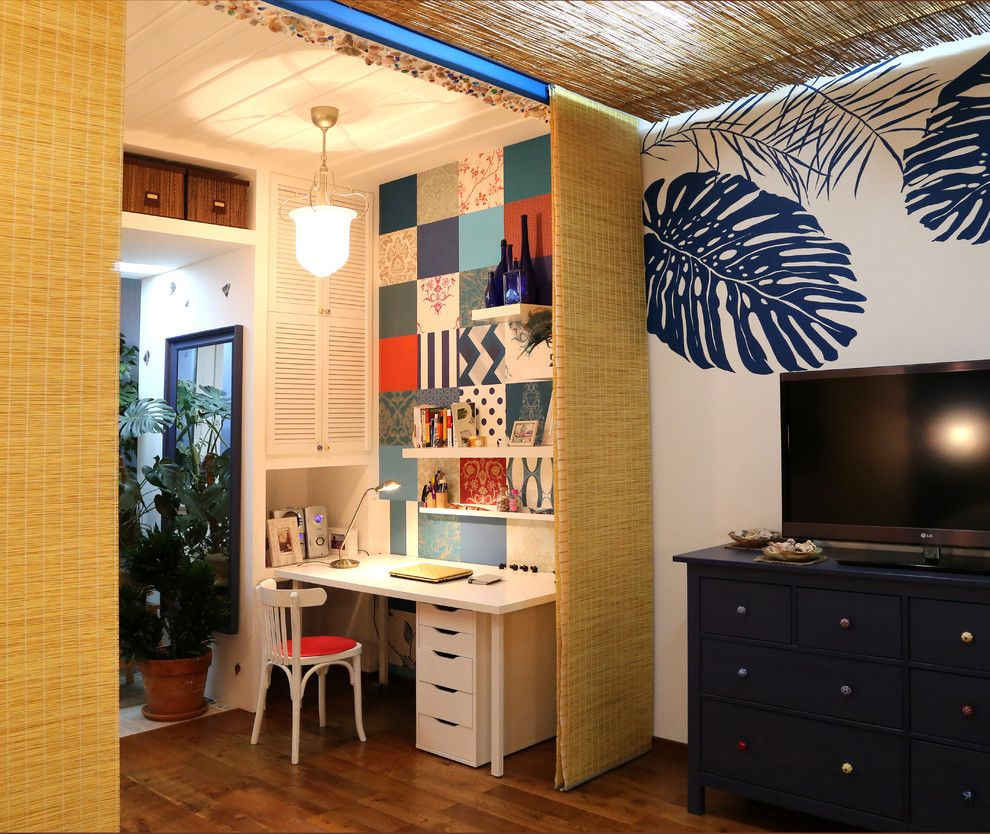 Зонирование интерьера шторами: простой и легкий способ разделить пространство
