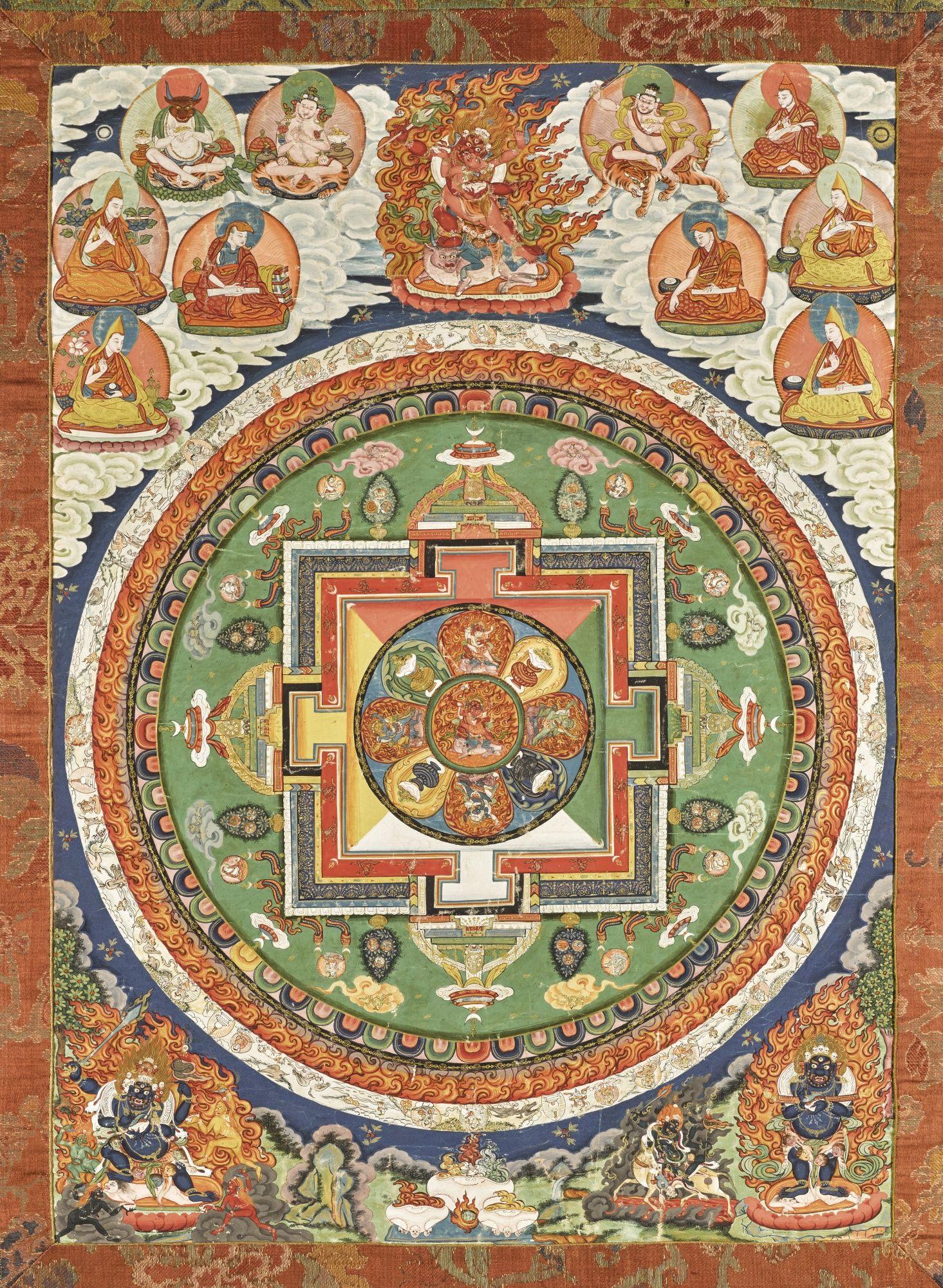 Азиатское искусство: мировые текстильные сокровища